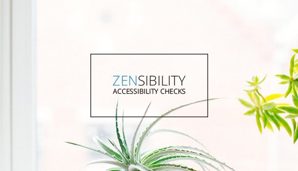 Zensibility Website-Check